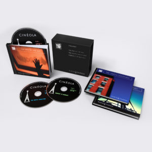 RADIO CINÉOLA, Radio, cineola, Trilogy, Boxset, CD, vinyl, the the, matt johnson