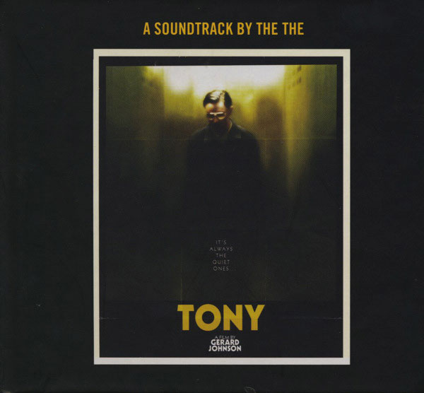 TONY, tony, soundtrack, thethe, matt johnson, cd, film, cinema, cineola