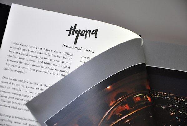 HYENA -102