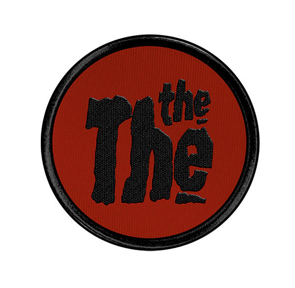 THE THE Embroidered Patch, patch, the the, matt johnson, shop, online