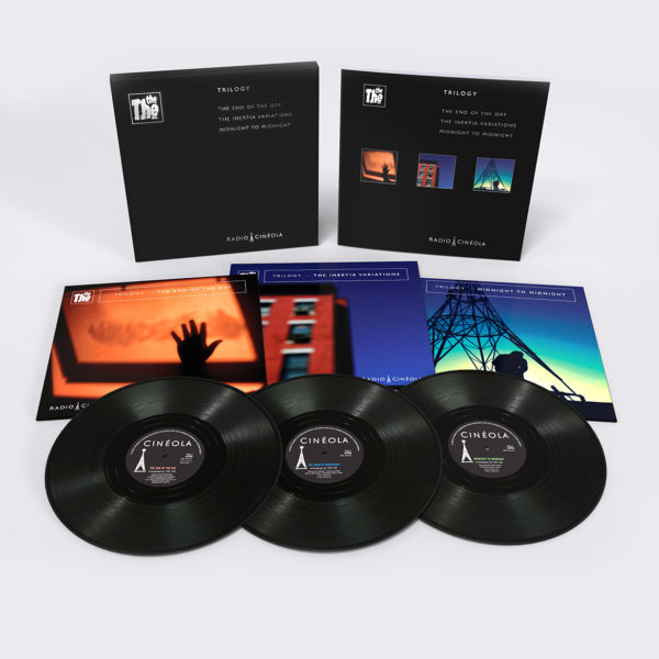 RADIO CINÉOLA Trilogy, RADIO CINÉOLA, vinyl, Trilogy, box-set, purchase, buy, deluxe, collectors