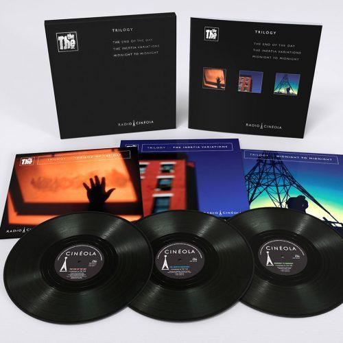 Trilogy Vinyl Boxset
