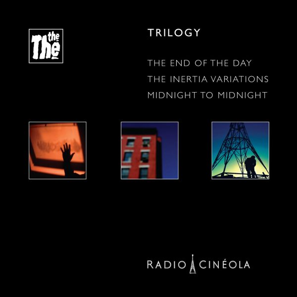 Trilogy Standard CD Cover