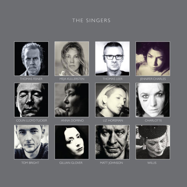 The End of The Day inner page singers deluxe CD