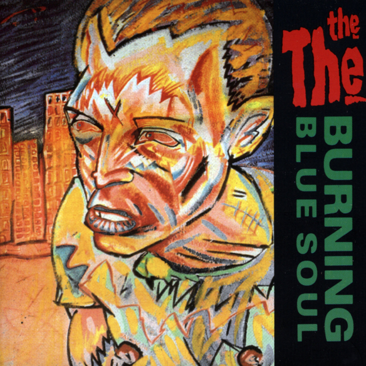 The The Burning Blue Soul
