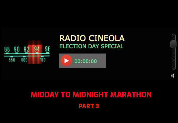 MIDDAY TO MIDNIGHT | Radio Cineola Download | Official THE
